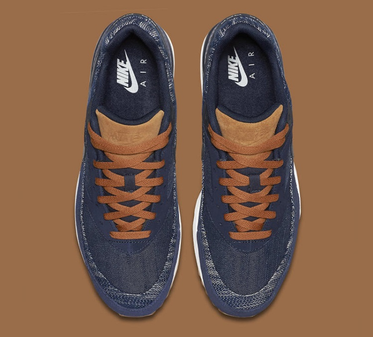 Nike Unveils the Air Max BW in Denim-4