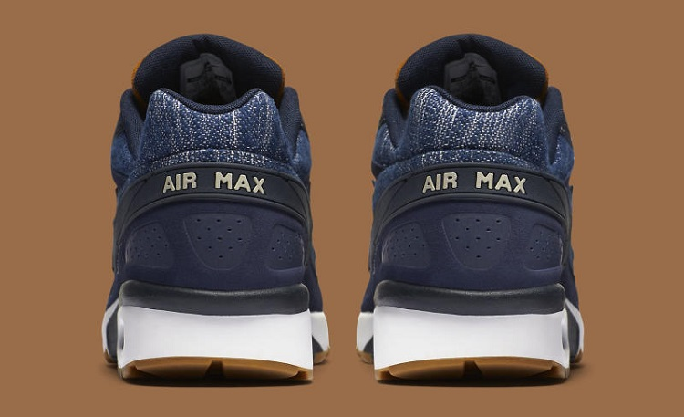 Nike Unveils the Air Max BW in Denim-5