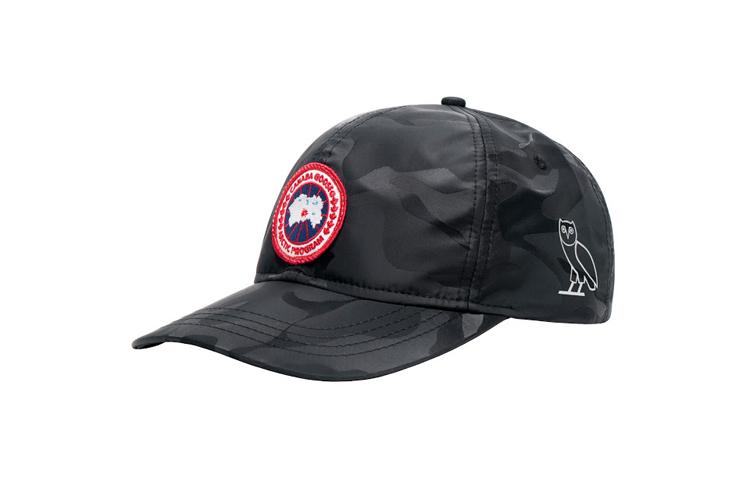 OvoxCanada Goose Camo Spring16 Hat Black-2