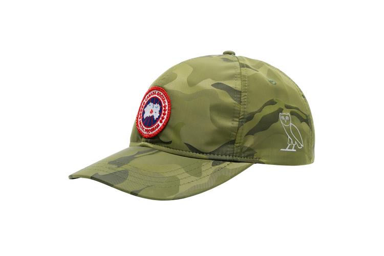 OvoxCanada Goose Camo Spring16 Hat green-2