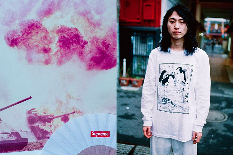 Supreme x Sasquatchfabrix Spring Summer 2016 Collection-3