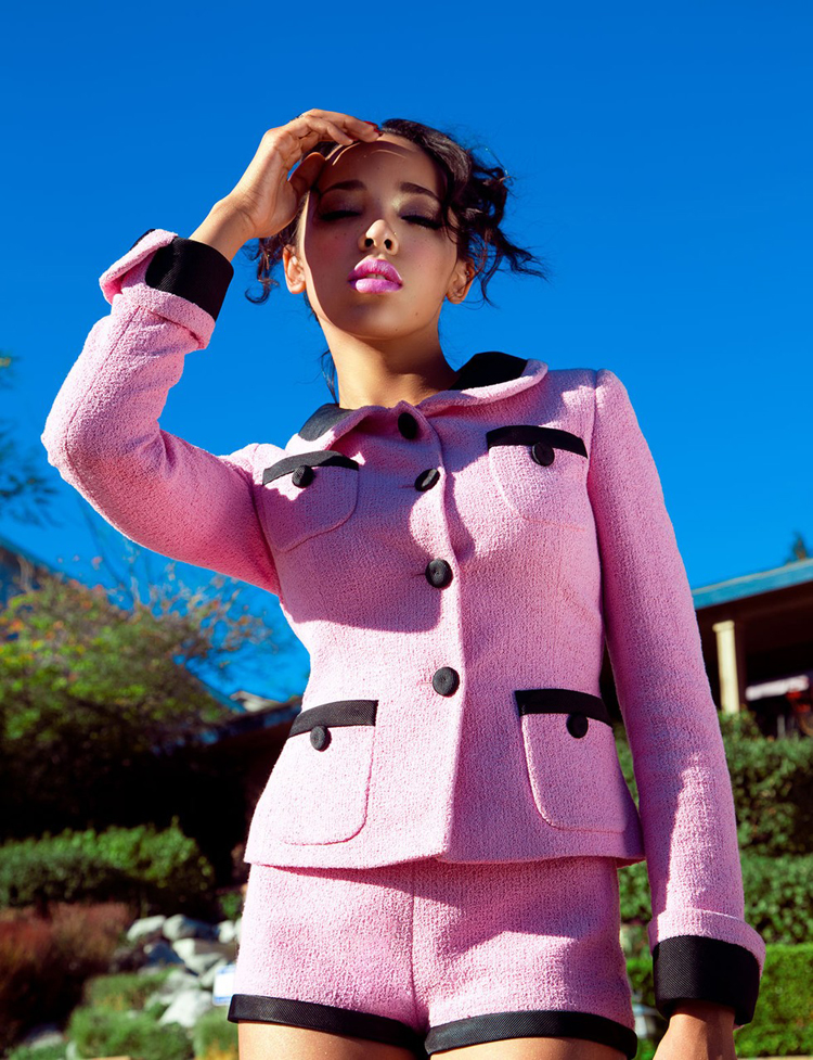 Tinashe For Paper Magazine-1