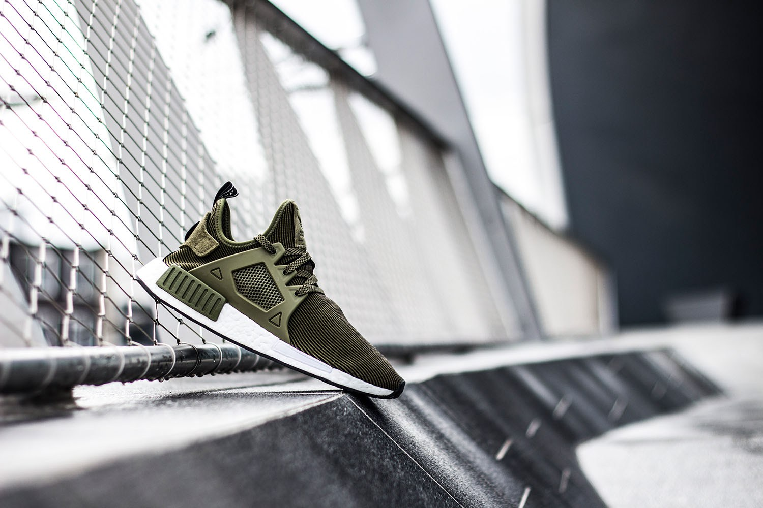 adidas Originals NMD XR1 Olive Edition-3