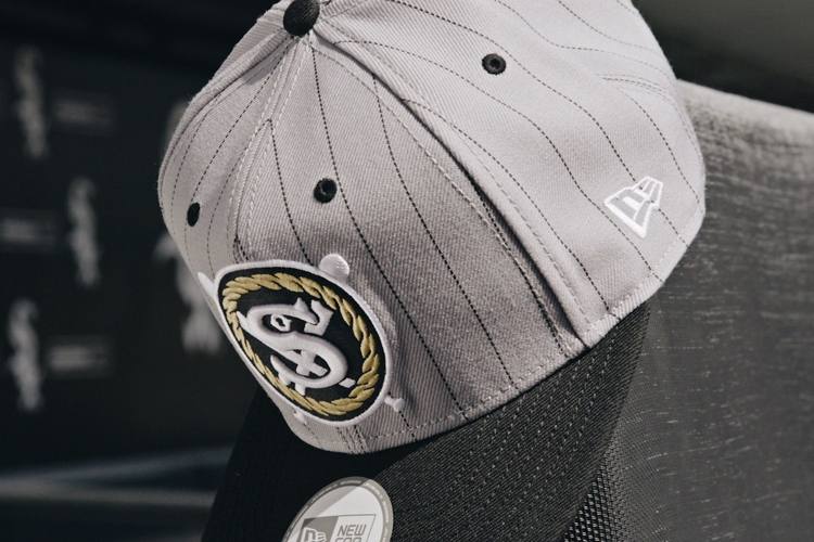 ea7067f47ec Chance The Rapper x New Era White Sox Cap Collection