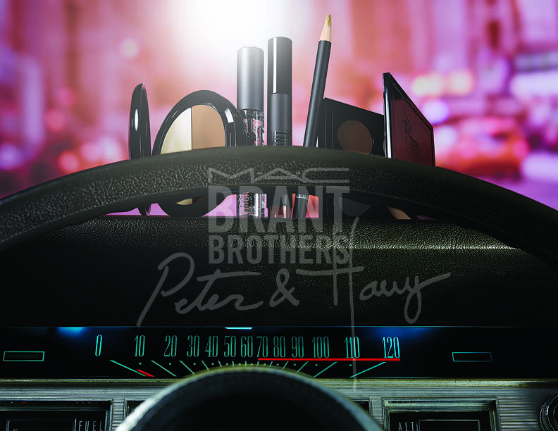 Brant Brothers x MAC Collection