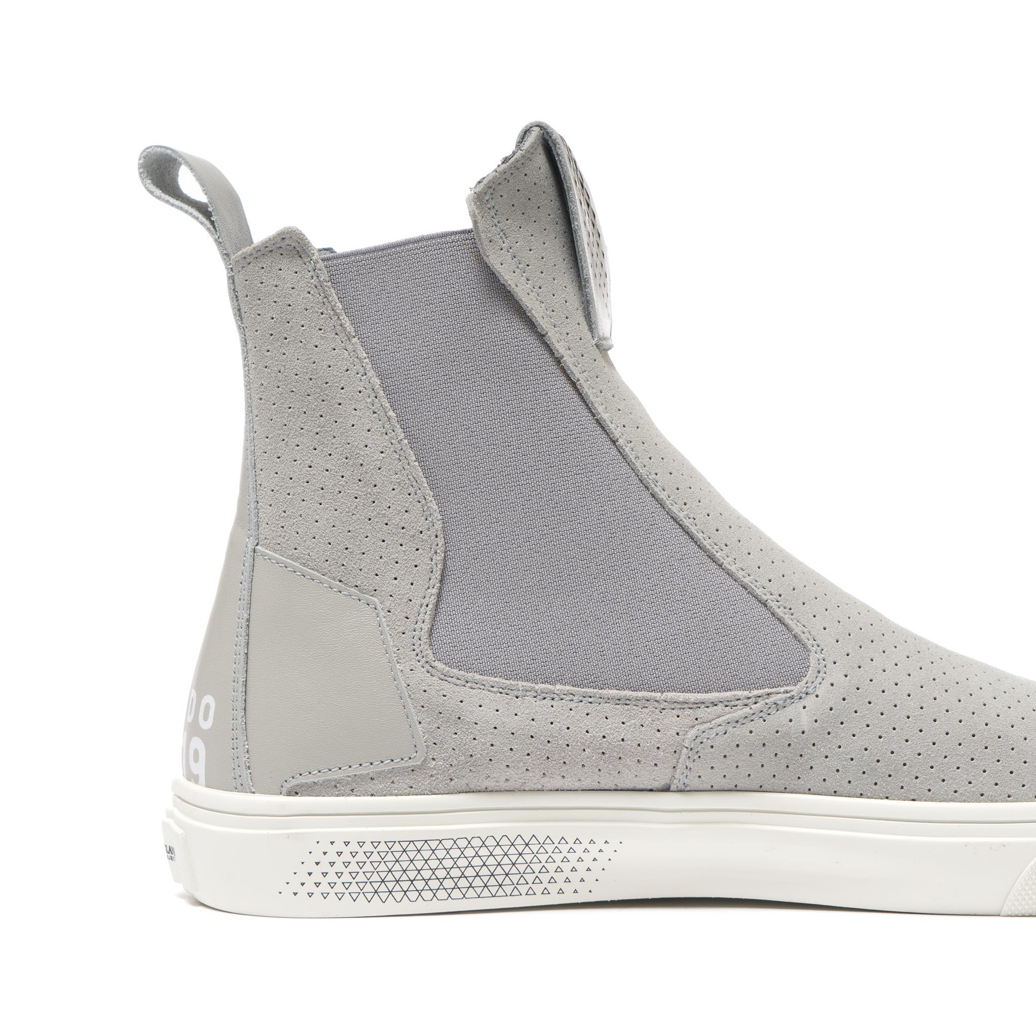 Stone Island Shadow Project Suede Slip On Boot-4