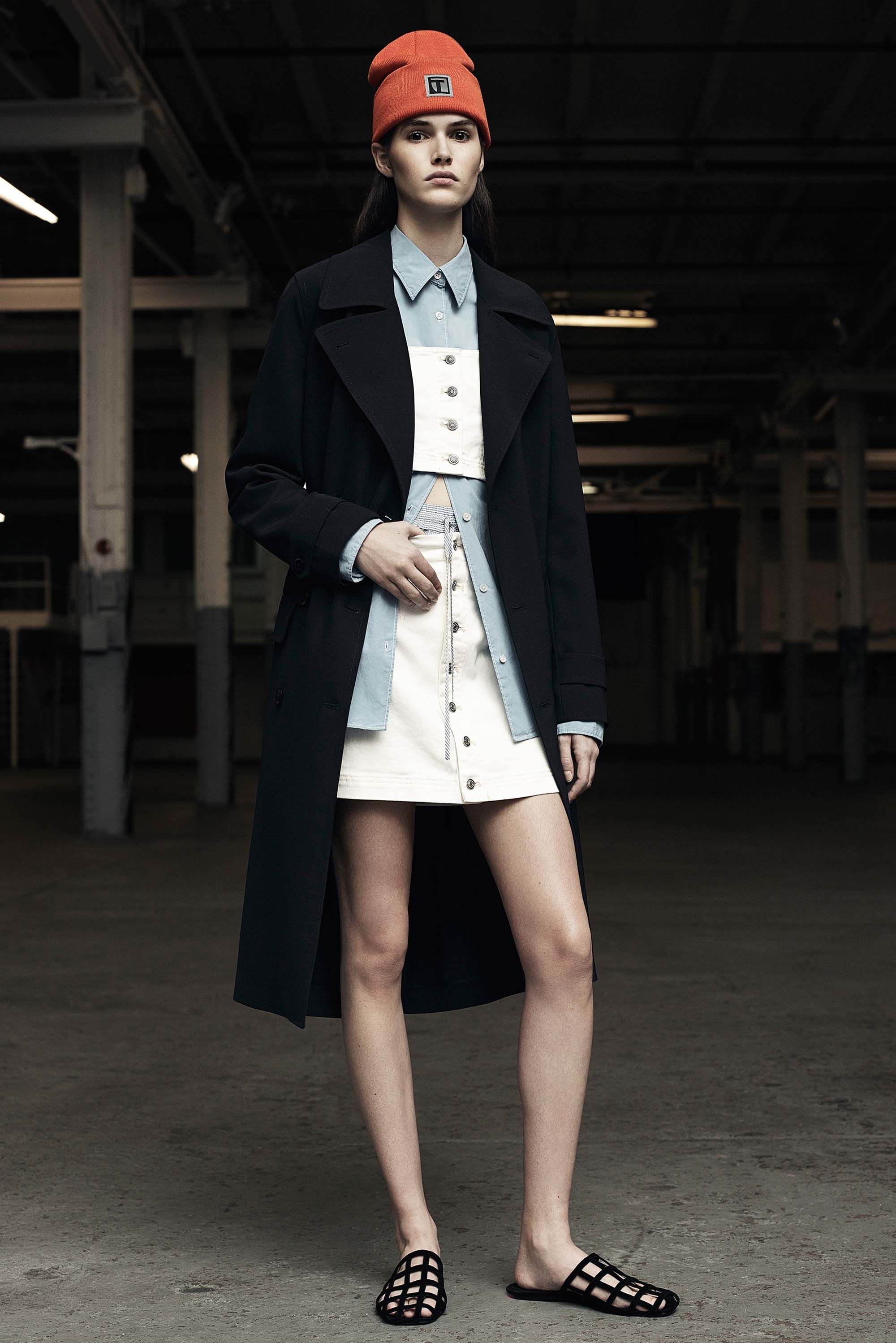 T by Alexander Wang Pre-Fall 2016-10