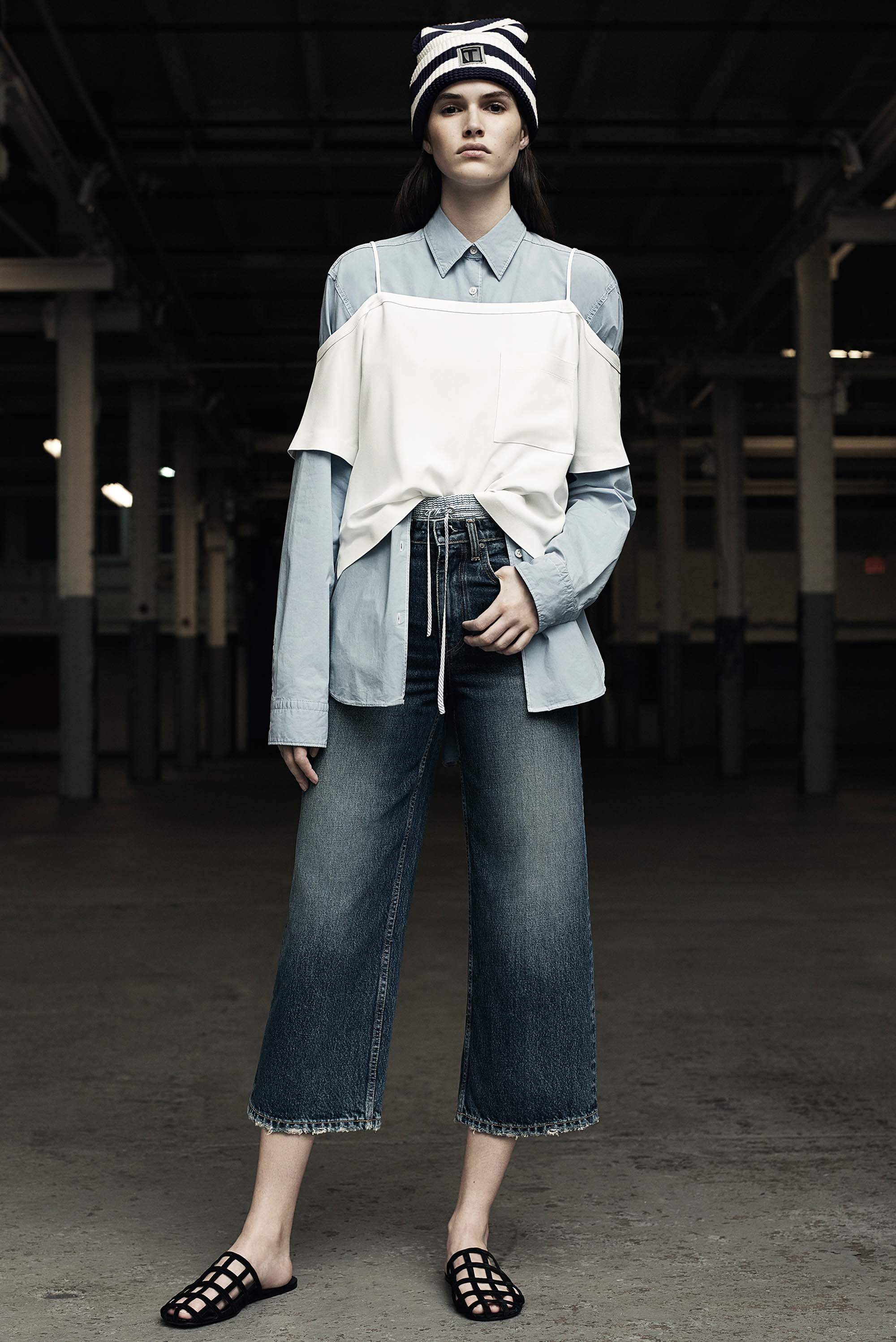 T by Alexander Wang Pre-Fall 2016-12