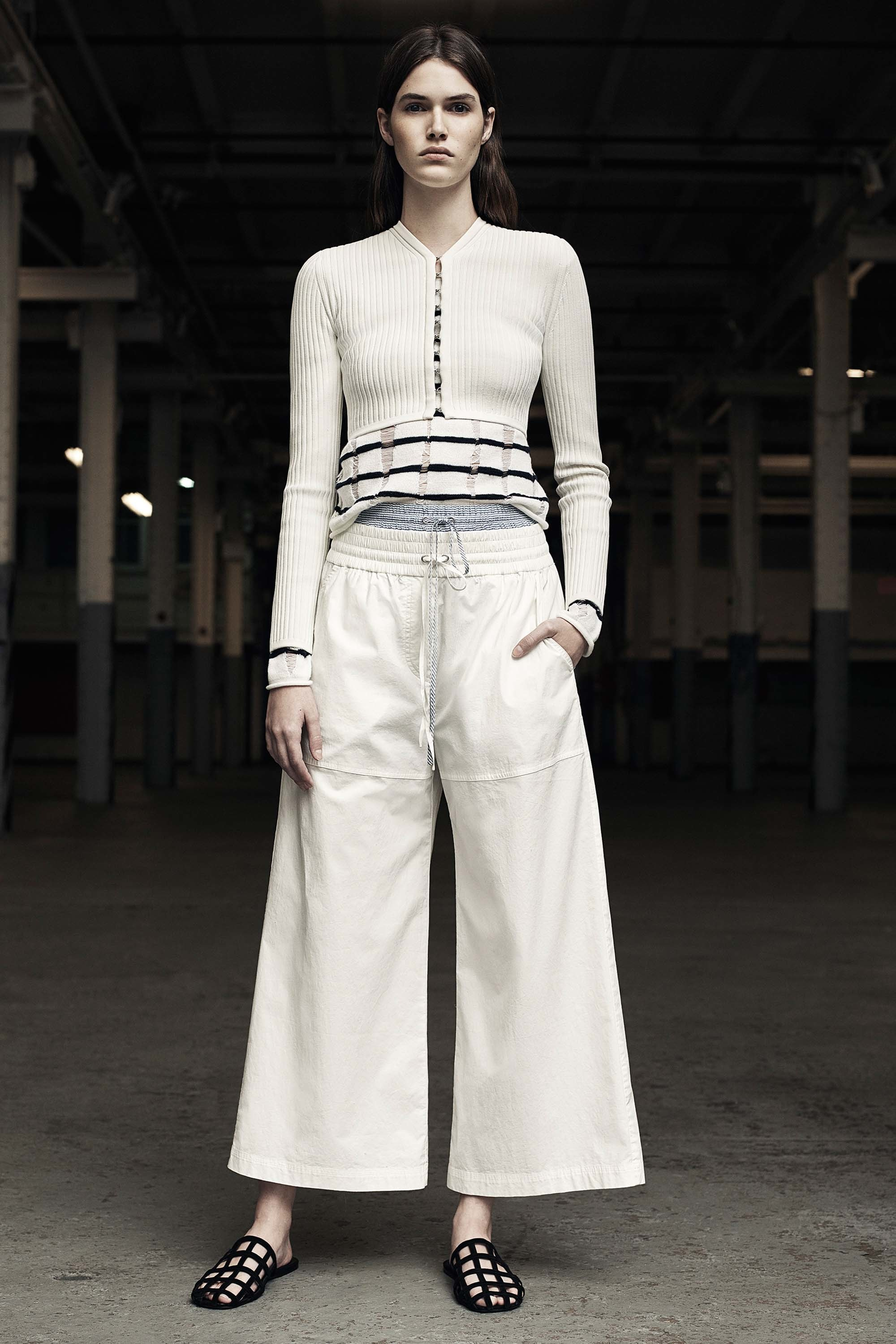 T by Alexander Wang Pre-Fall 2016-17