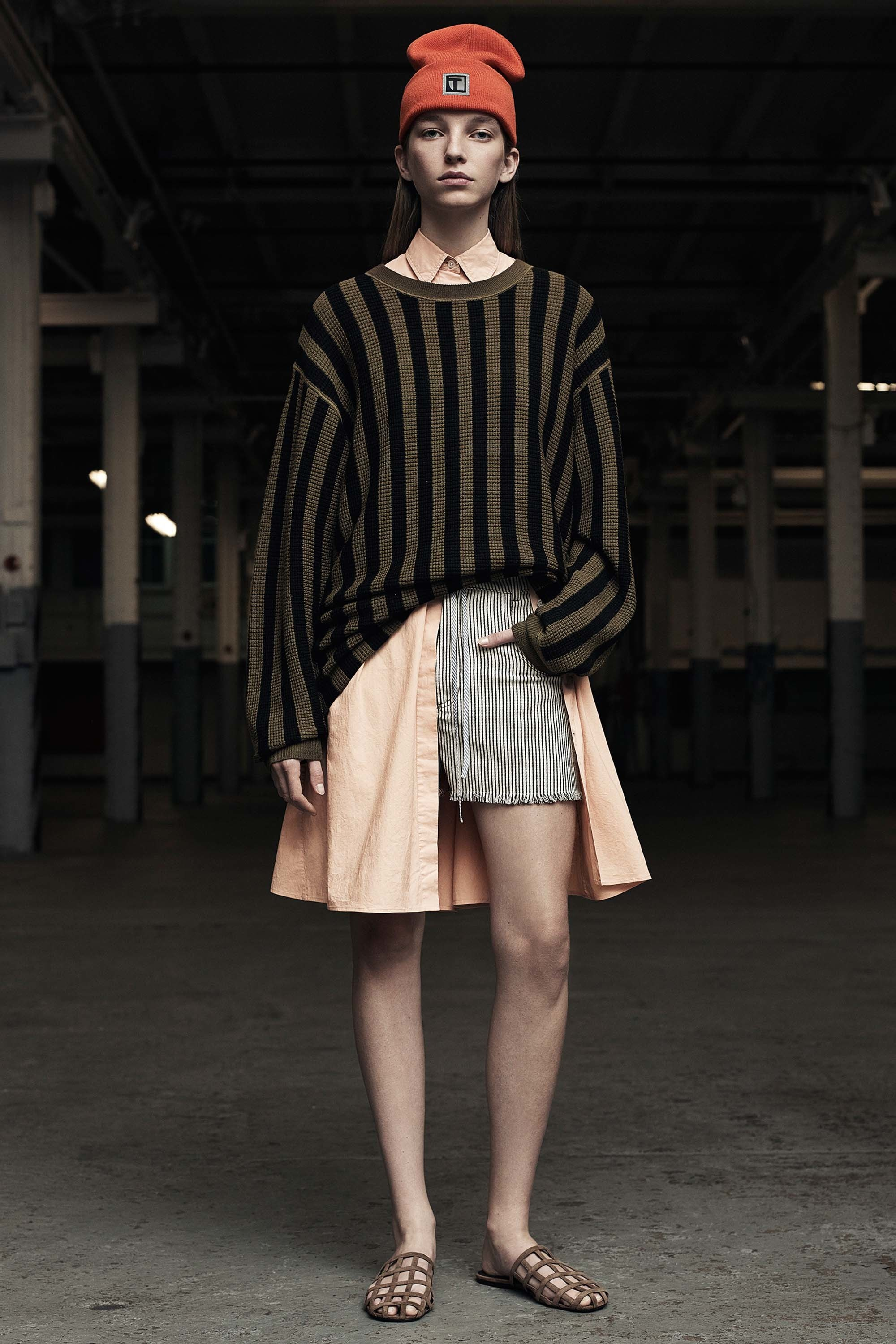T by Alexander Wang Pre-Fall 2016-5