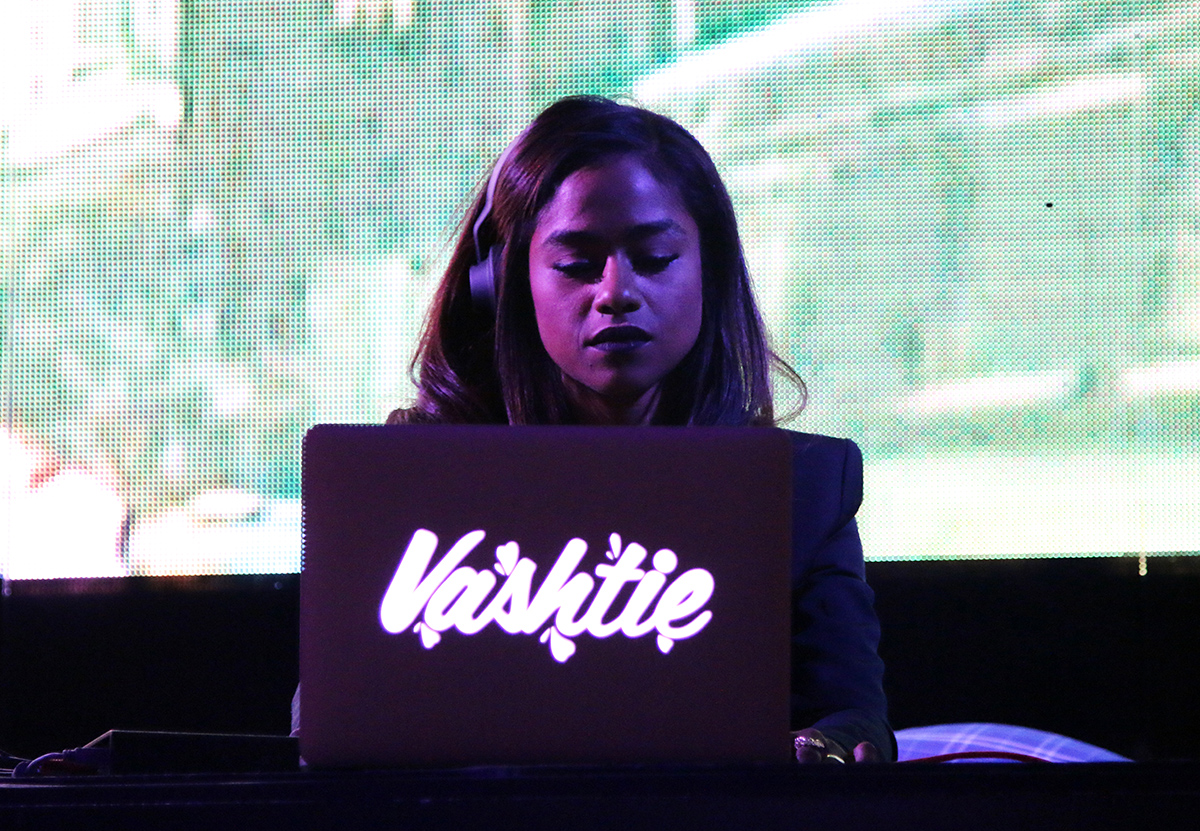 Vashtie DJ Kiehls