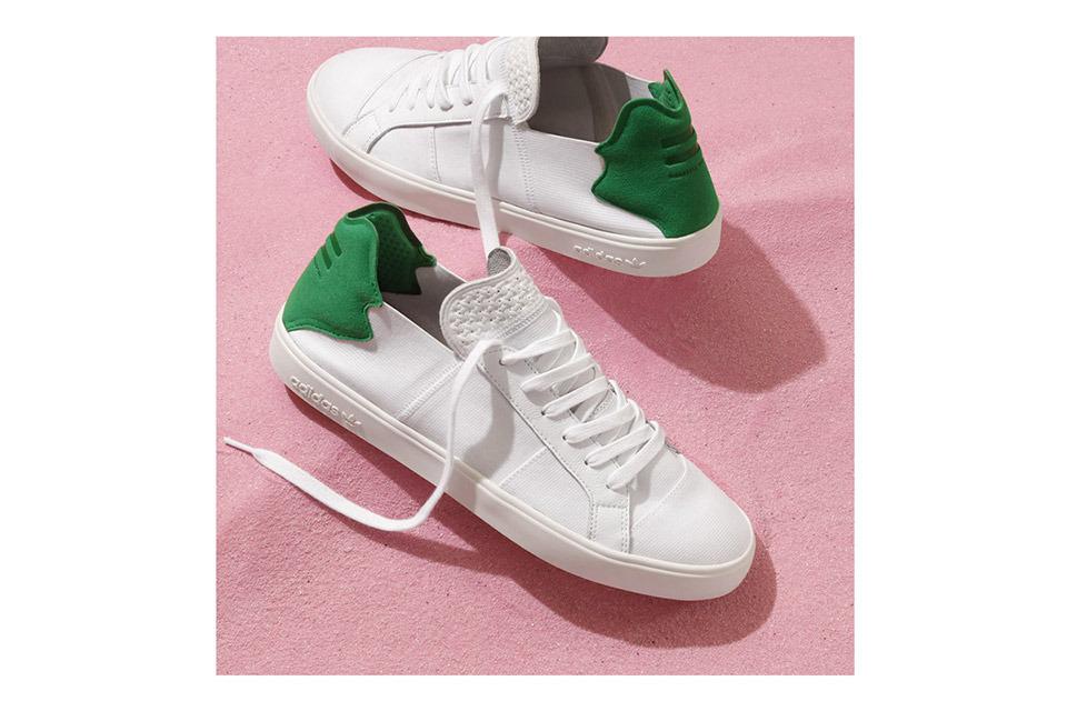 adidas originals x pharrell Pink Beach 1