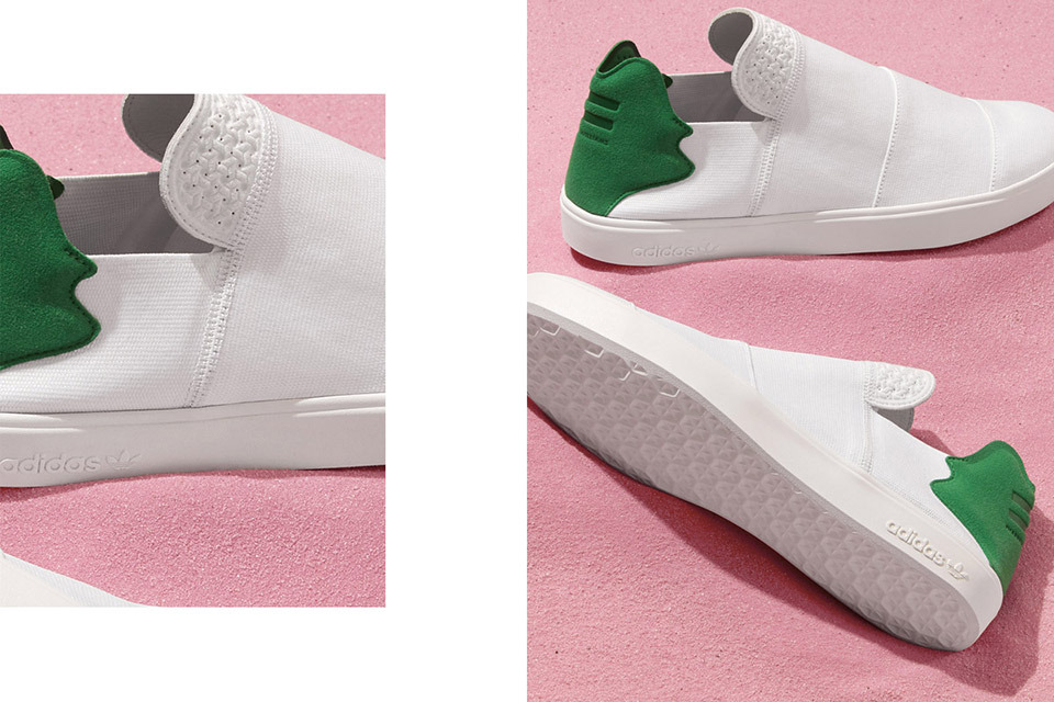 adidas originals x pharrell Pink Beach 2