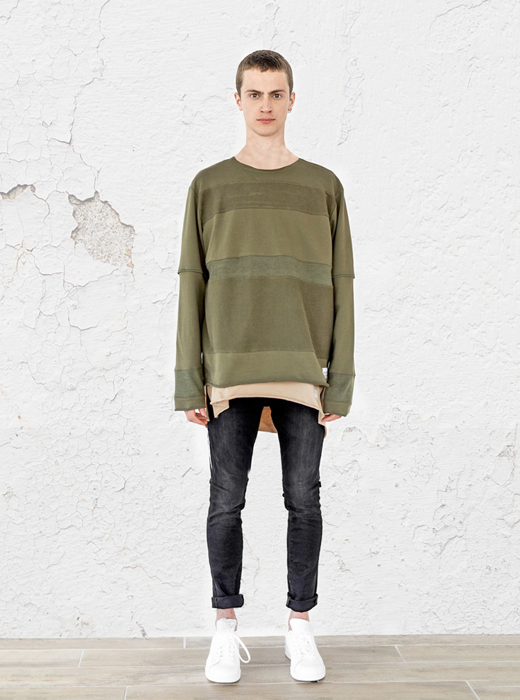 half-reversed-terry-panel-pullover-olive-profound-aesthetic-spring-lookbook1