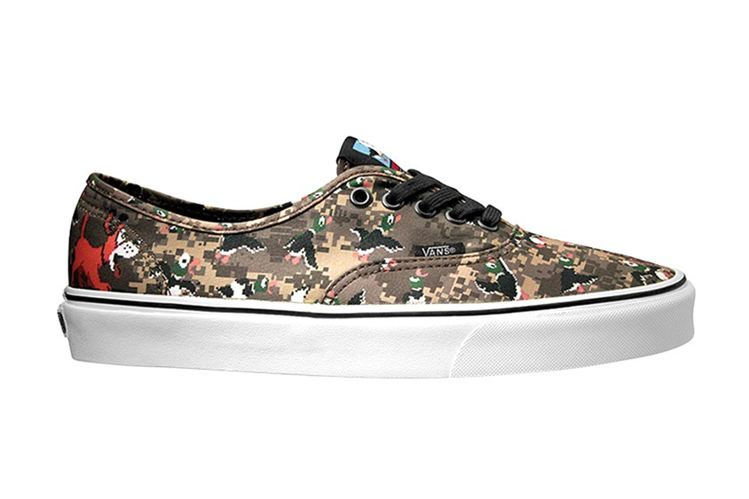 c37709b519 Nintendo Vans Collaboration 1 Nintendo Vans Collaboration 2 ...