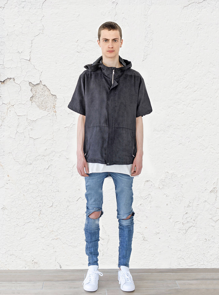 poly-suede-short-sleeve-jacket-profound-aesthetic-spring-lookbook1-ya