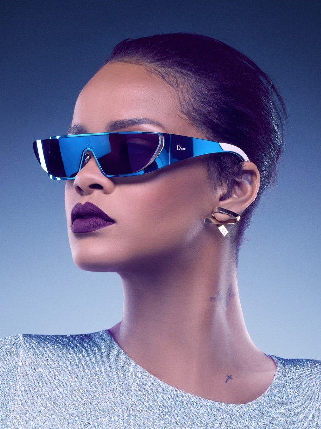 rames from Dior's Rihanna sunglasses