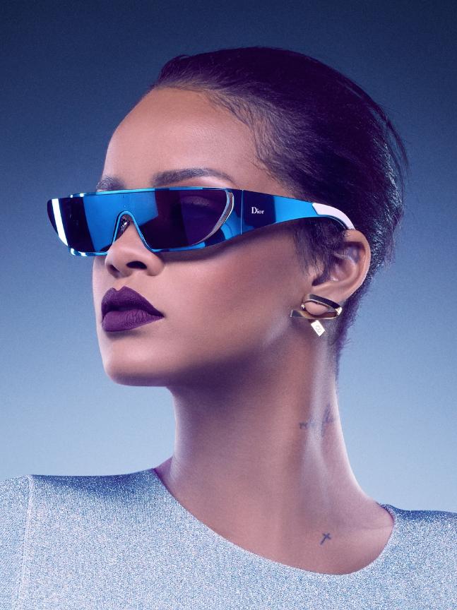 rames from Dior's Rihanna sunglasses