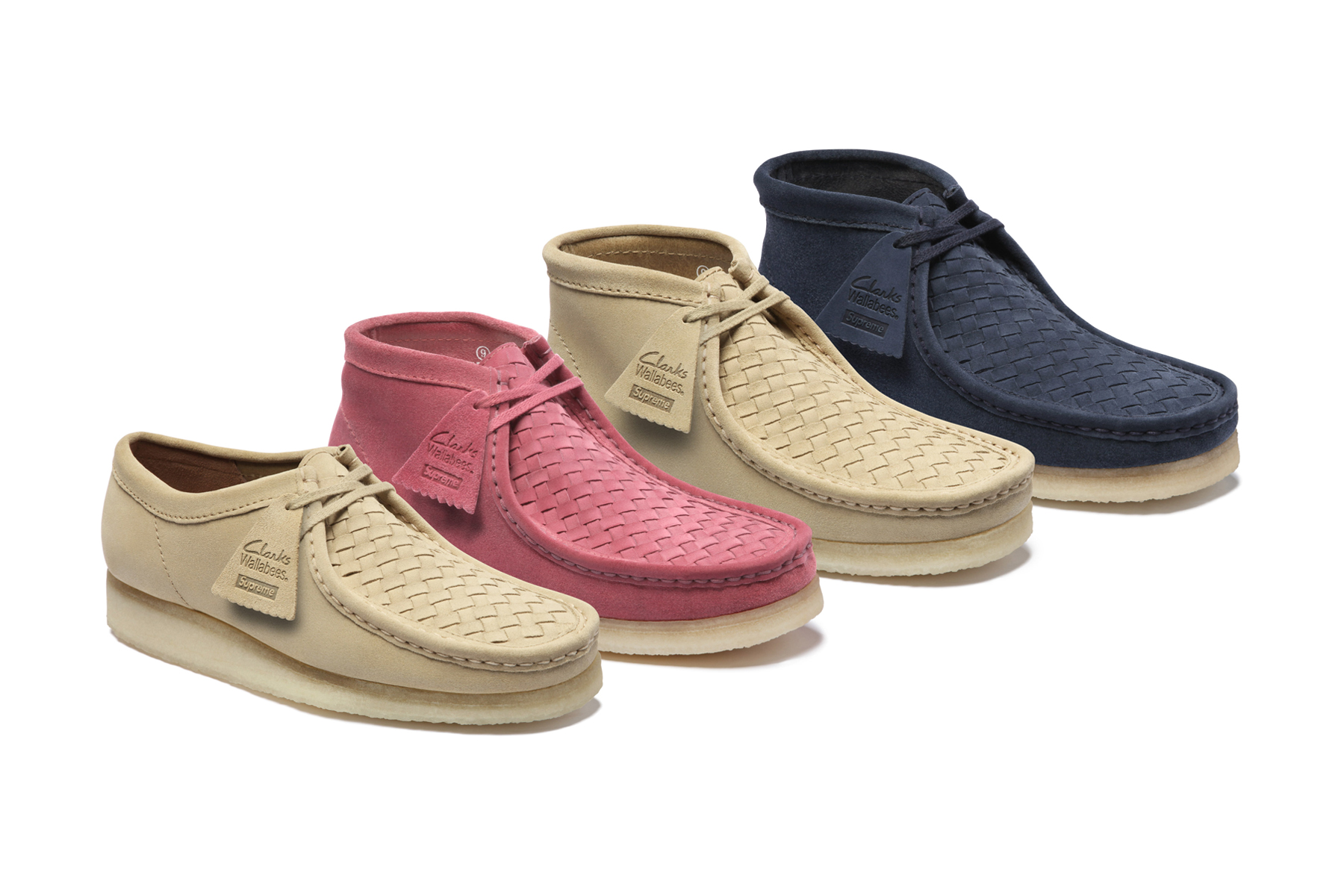 3f9c52ab4c17c6 concepts x clarks limited edition wallabees