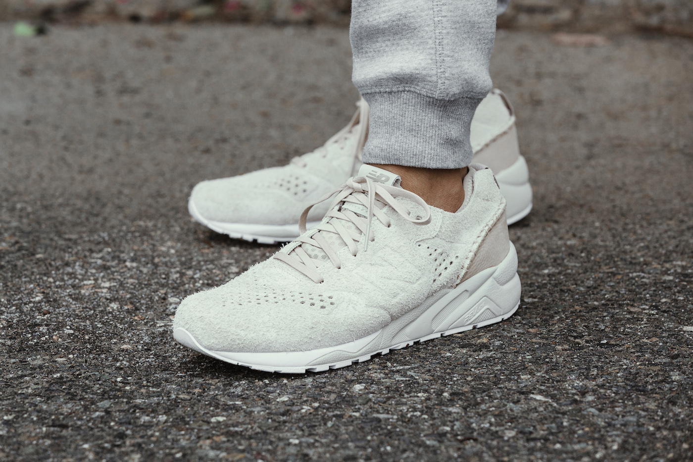 wings+horns x New Balance 580 Deconstructed