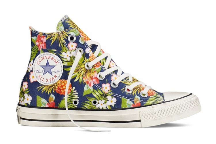 Converse Releases Chuck Taylor All Stars With A Hawaiian
