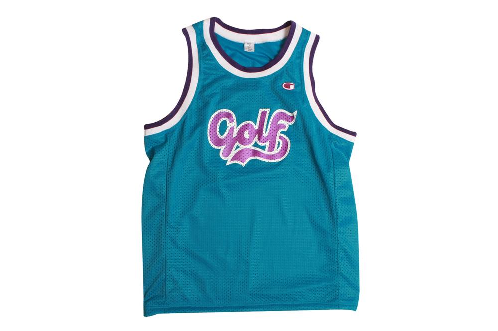 Golfwang Fashion Blue Jersey