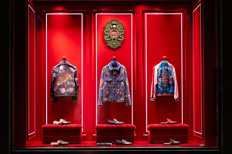Gucci DIY Shop Milan 2