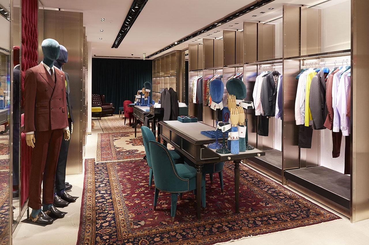 Gucci DIY Shop Milan 4
