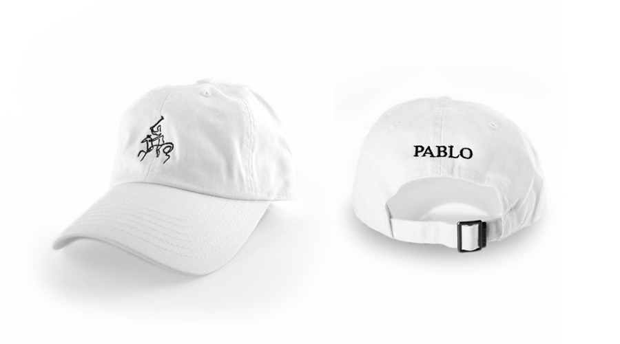 Just Visiting Polo Picasso Hat