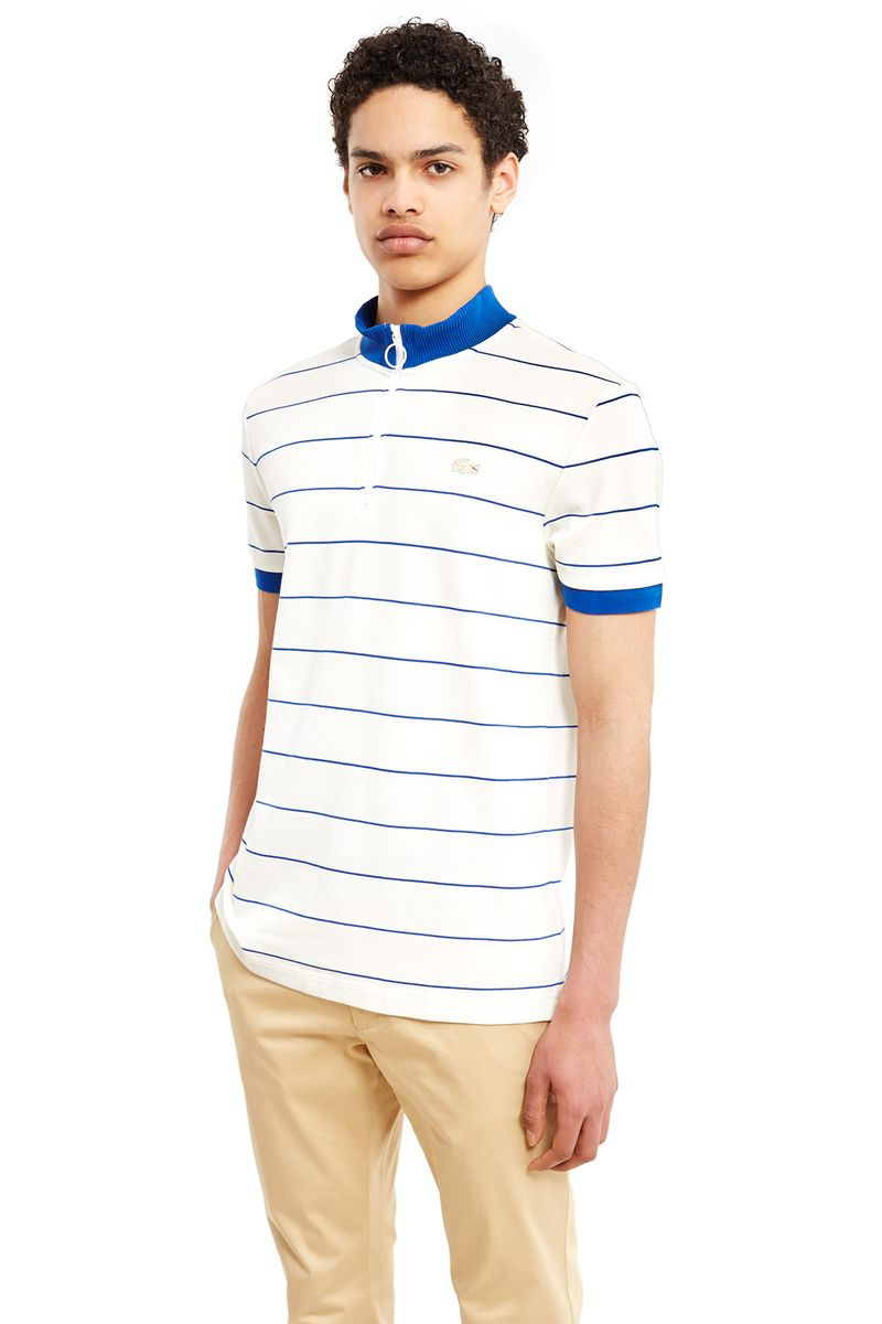 Lacoste x Open Ceremony Capsule Blue Stripe