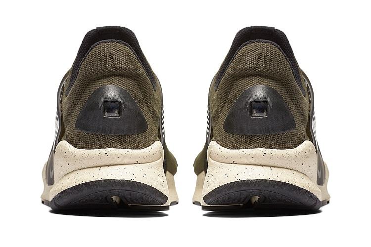 Nike's Sock Dart Gets An Olive Overhaul-3