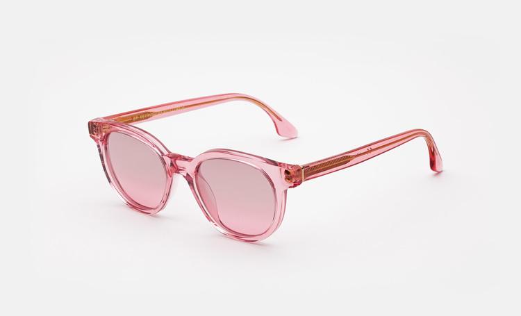 SUPER Matter Sunglasses Pink