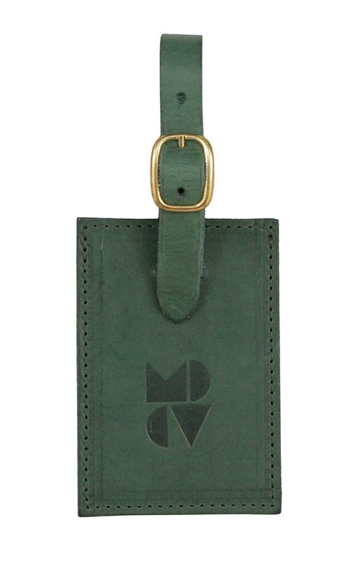 Mike D x Clare V Luggage Tag
