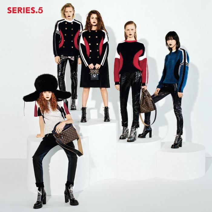 Selena Gomez for LV Series 5 Campaign 2