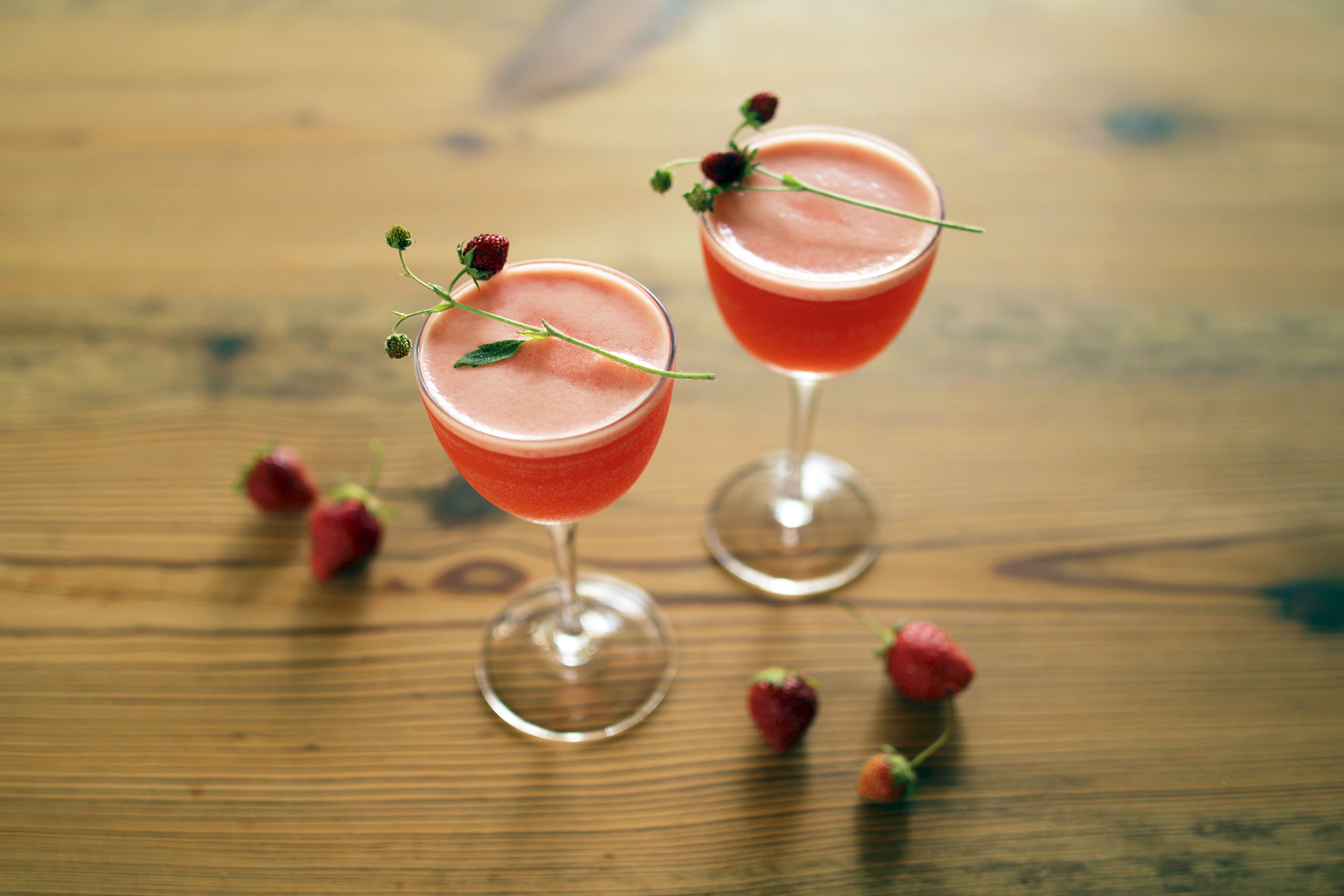 Strawberry Blow Fizz-3