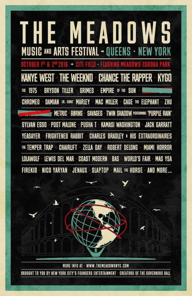 TheMeadows NYC Festival 2016