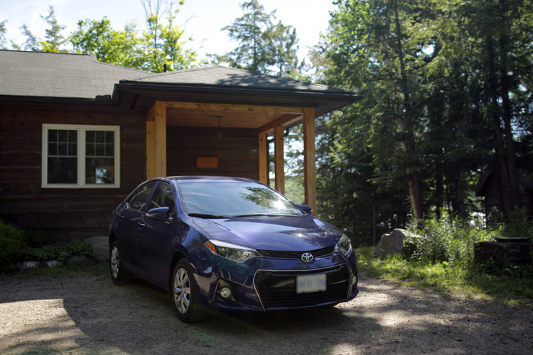 Toyota Corolla 2016 Cottage