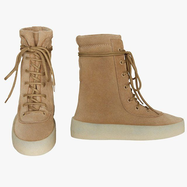Crepe Military Boot $645