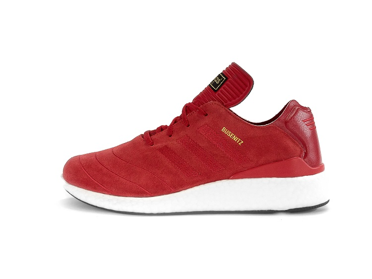 adidas Skateboarding Drops the Busenitz Pure BOOST Pro - Red-2