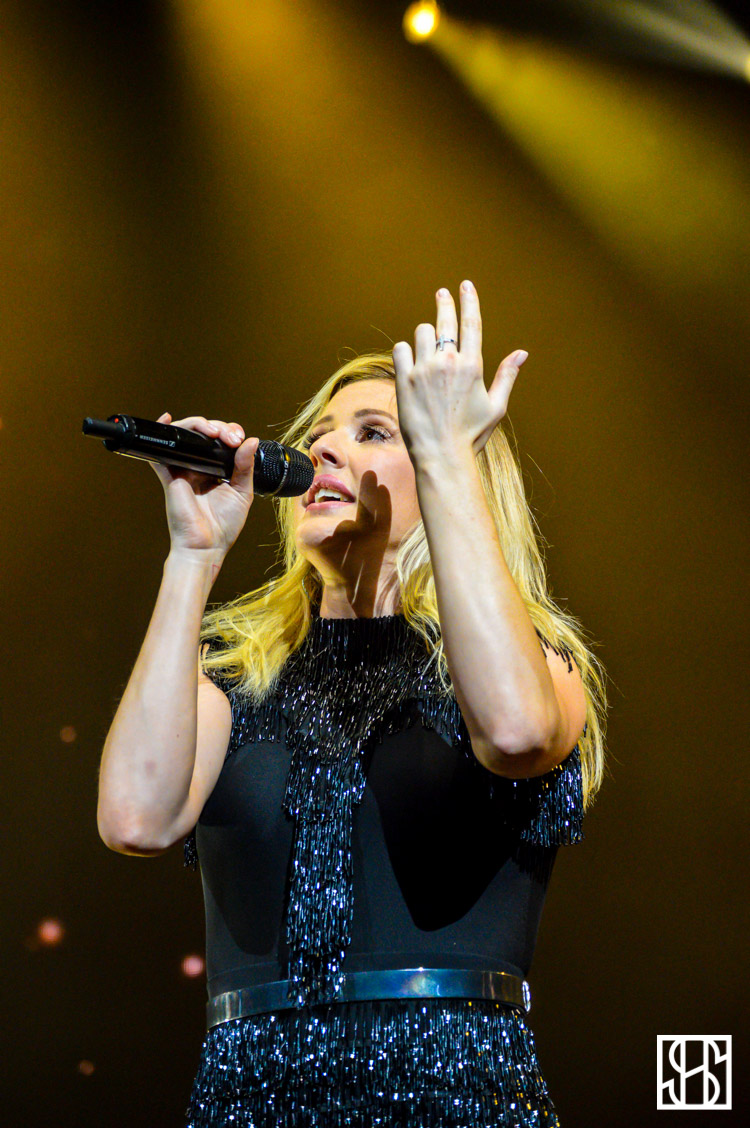 LIVE MUSIC: Ellie Goulding at Madison Square Garden, NYC | Sidewalk ...
