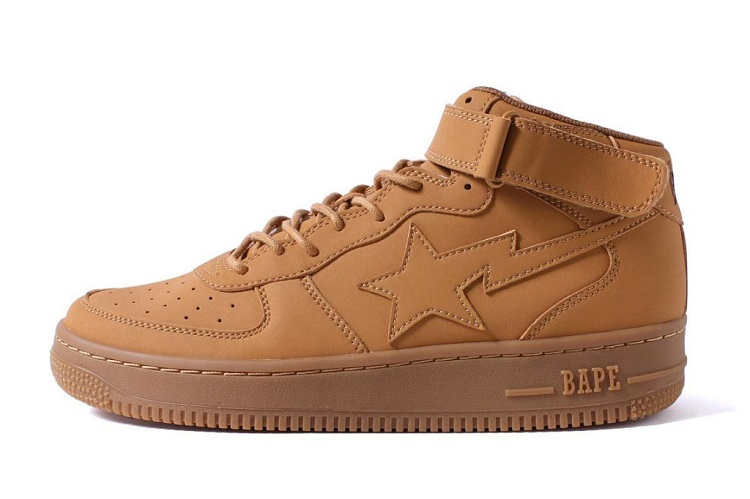 A Bathing Ape Re-Releases the BAPE STA MID-2