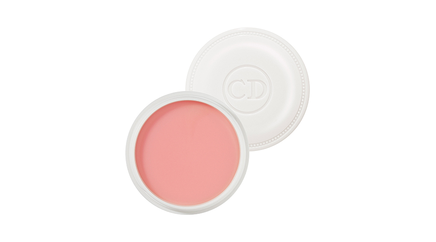 Dior Creme de Rose Smoothing Plumping Lip Balm