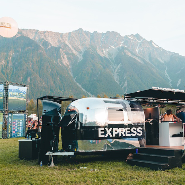 Express Pemberton