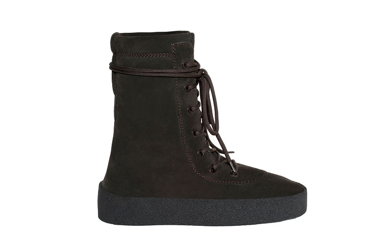 Kanye Announces Limited Run Of YEEZY Season 2 Military Crepe Boot-2