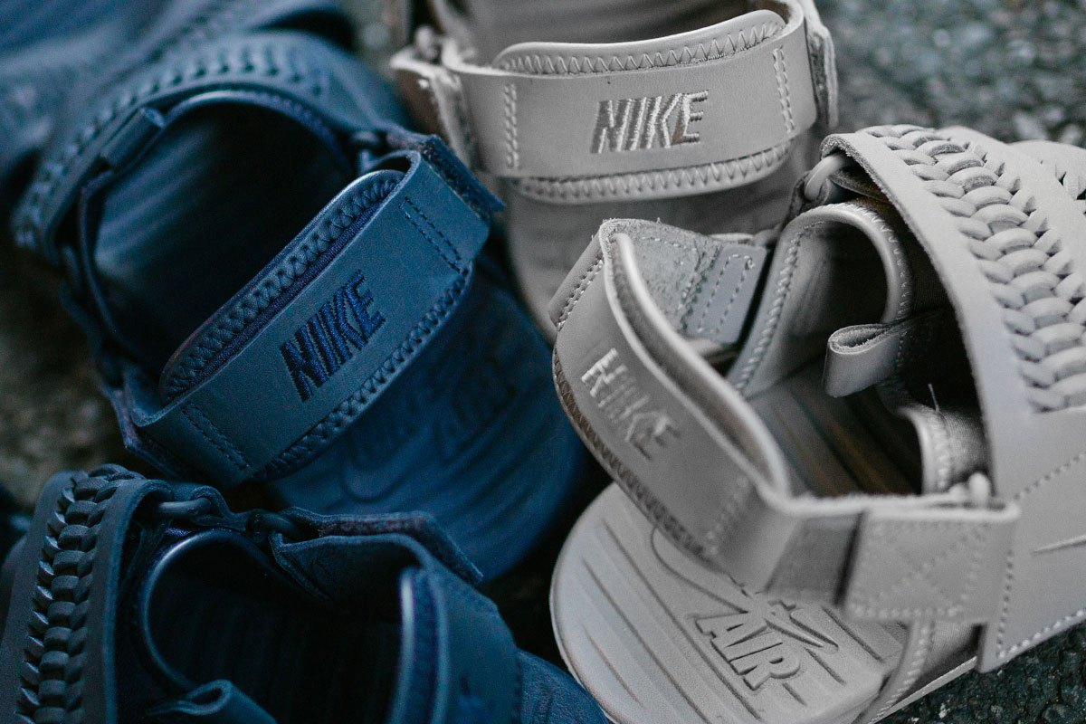 Nike Air SolarSoft Sandals Group