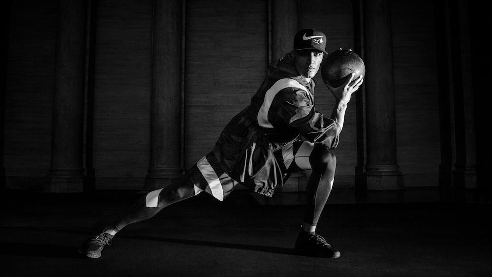 NikeLab x Riccardo Tisci  Training Redefined-1-3