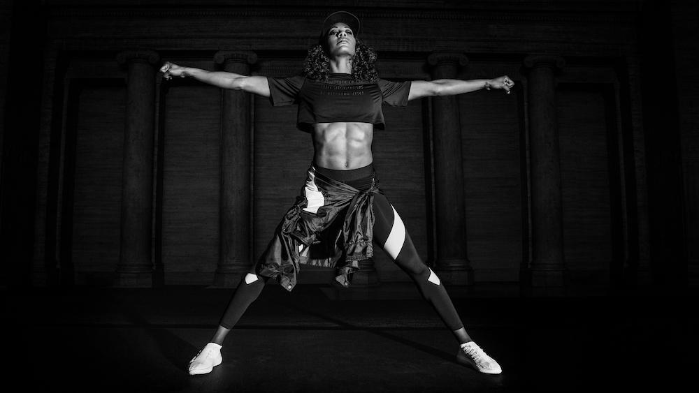 NikeLab x Riccardo Tisci  Training Redefined-2