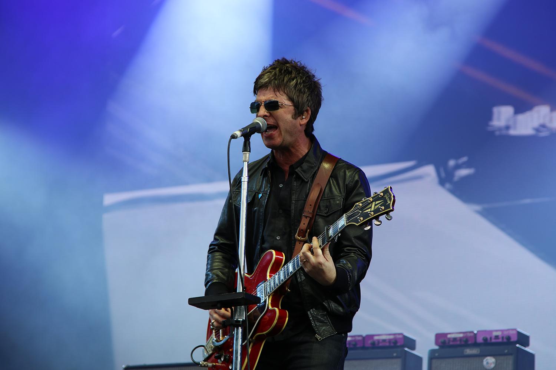 Noel Gallaghers High Flying Birds Pemberton-4
