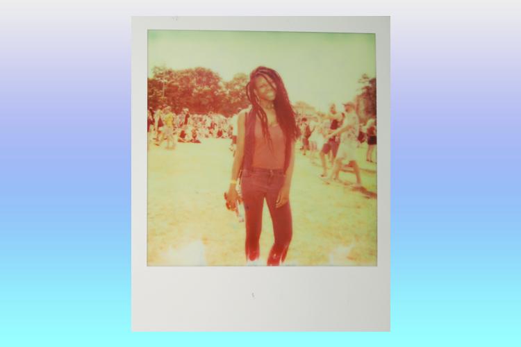 mel p4k polaroid