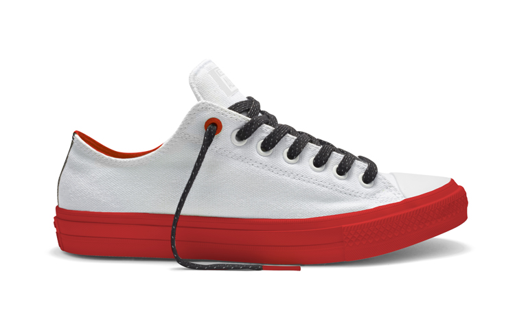 Chuck Taylor All Star II Shield Canvas-5